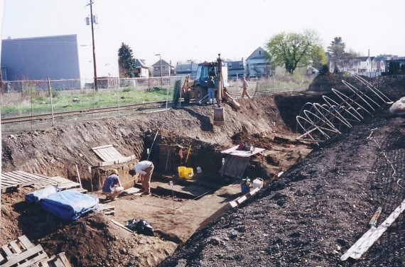 Phase III Excavation
